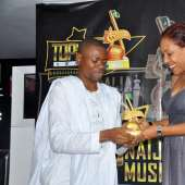 Exclusive Photos Of Shan George and Others At TopNaijaMusicAwards Presentation Ceremony