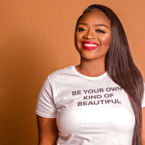 Funmilayo Dami  Otuniyi, also known as That Girl Dami is a beauty entrepreneur and social media influencer who shares her story on struggling to fit in to the UK after migrating from Nigeria. She found comfort in make-up and has since established a career for herself as a makeup artist and founded her own brand DFA Cosmetics.