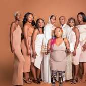 Glam Africa Magazine Explores Beauty From A Whole New Perspectivein Powerful Campaign