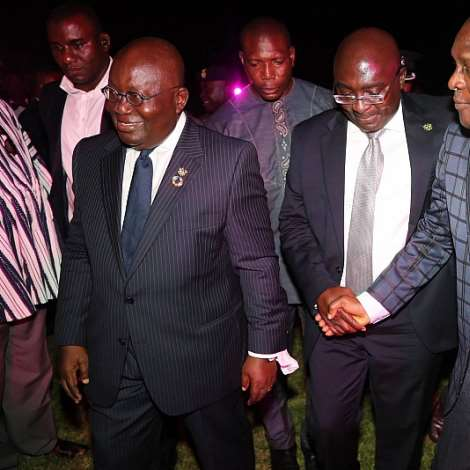 """""""ghana's Itlos Victory A Collective Effort"""" – President Akufo-Addo"""