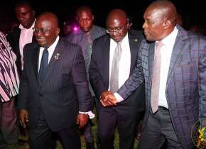 """ghana's Itlos Victory A Collective Effort"" – President Akufo-Addo"