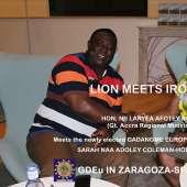 10TH GADANGME EUROPE CONFERENCE IN ZARAGOZA - SPAIN 2014