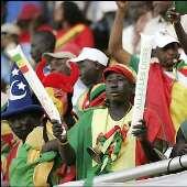 Tunisia 2-2 Senegal