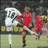 Ghana 1-0 Namibia