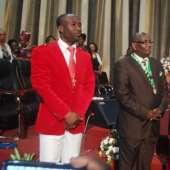 Ecclesiastical Bishops And Leaders Honour Uganda's Musevini & Others