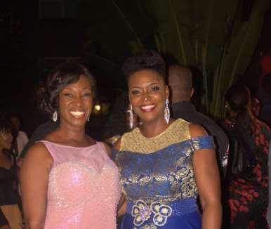 Funlola Aofiyebi & Funmi Holder