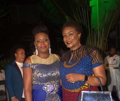 Funmi Holder & Caroline King