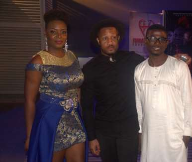 Funmi Holder,mike Ezurounye & Samuel Olatunji
