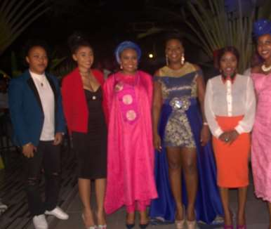 Tokunboh,christiana Martins,doris Simeon,funmi Holder,jumoke Aderounmu &