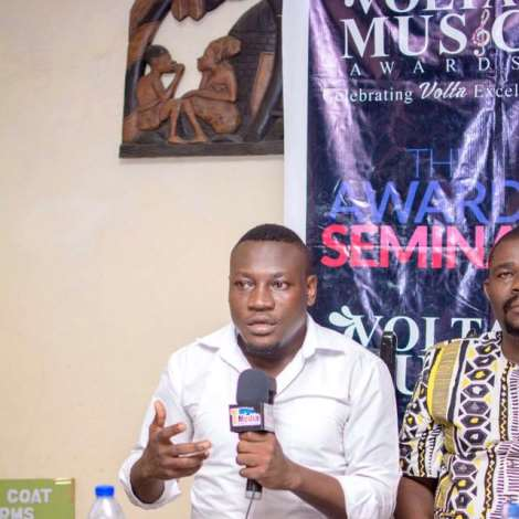 The 3-Day Seminar On The Volta Music Awards
