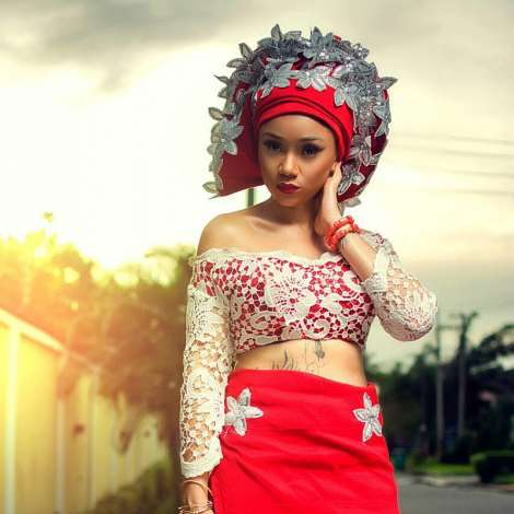 Scorned Christiana Martins releases stunning pictures to celebrate her Birthday