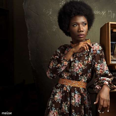 Gorgeous: Yaa Yaa Stuns In New Vintage Photos