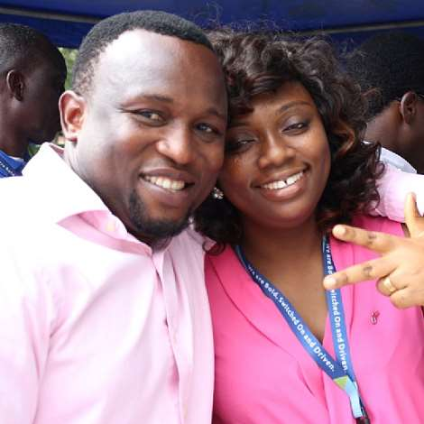 Photos: Tigo Staff Celebrate 'Pink Friday' To Climax Breast Cancer Awareness Month