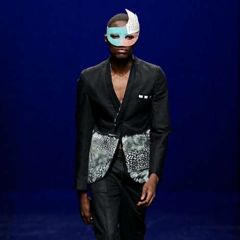 Quame Owusu wins Best African Menswear Collection In South Africa