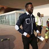 Okyeame Kwame And Obour See Off J Martins After 3-Day Working Visit To Ghana