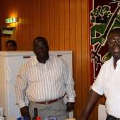 @Ghana Society Basel. Fundraising Dinner Party (Basel Switzerland)
