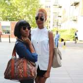 DAY 1- OUT & ABOUT AT THE AFWL 2012