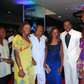ABUJA GOES AGOG AT THE PREMIERE OF 'BENT ARROWS'.