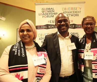 global women leadership forum  diversity advancement network 1 1