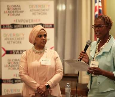 global women leadership forum  diversity advancement network 1 11