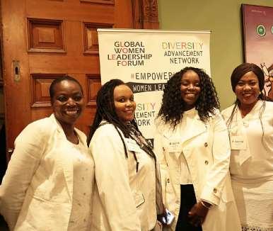 global women leadership forum  diversity advancement network 1 30