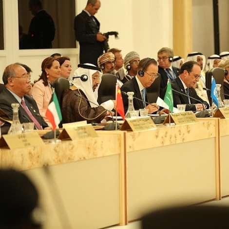 COP22 Marrakech: Africa Action Summit In Photos