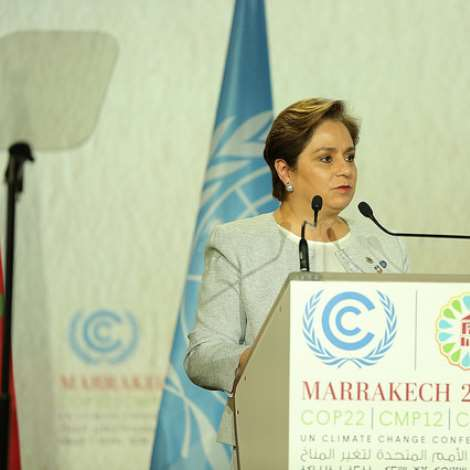 Proclamation Of Action At COP22 Marrakech, Morocco