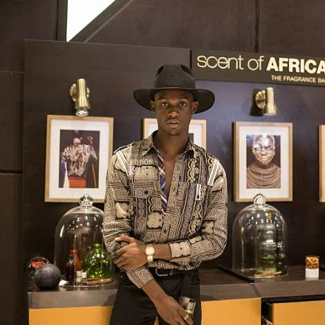 LAGOS WELCOMES THE SCENT OF AFRICA