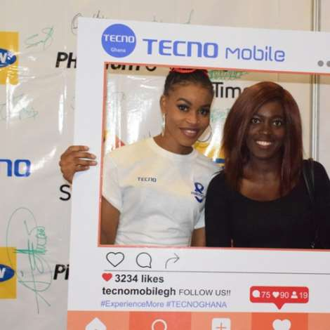 Photos From Grand Launch Of Tecno Phantom 8