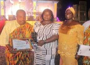 Abongobi Radio Wins  Award Of Excellence 2017