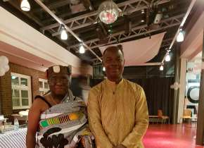 GRAND HOMOWO NMAYEM AND ASAFOTUFIAM CELEBRATIONS IN HAMBURG -GERMANY 2018