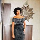 'Siren' the festive collection by Dapo Desina Atelier