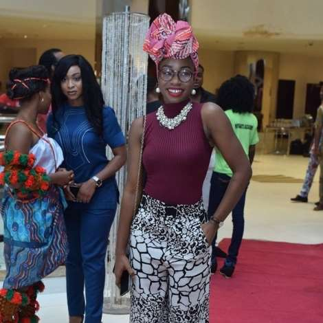 "Rita Dominic, Stephanie Linus, Alexx Ekubo and More Attend Premiere of Emem Isong's ""Ayamma"""