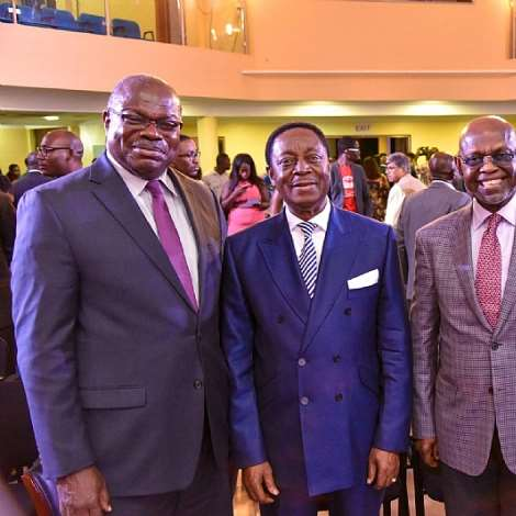 The Launch Of The Economic Club Of Ghana
