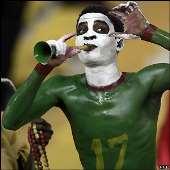 Tunisia 2-3 Cameroon