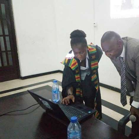 Ug Parliament House Unveils Digital Platform To Promote Democracy