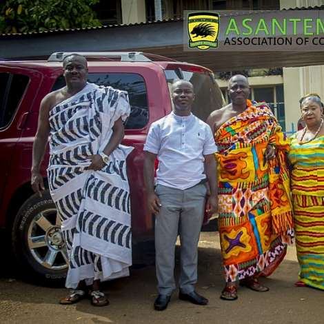 Asanteman Association Of Denver Colorado Adopts And Commission A3 Ward In The Okomfo Anokye Hospital, Kumasi