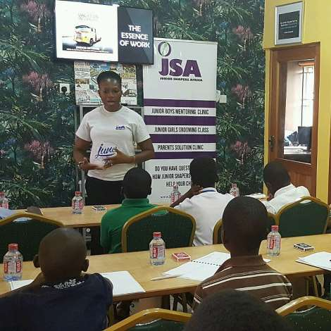 2017 In Review: The Extraordinary Impact Of Junior Shapers Africa (jsa)