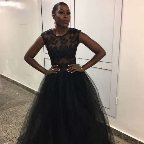 #IStandWithGhana: Vimbai Sends Heartfelt Message to Ghanaians on Election Day