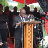 Funeral Service for the late Hon. J.B Danquah-Adu