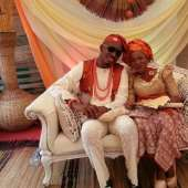 Samson Nnogo Of Infinity (Olori Oko) Music Group Weds