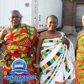 Nana Adusdei Twenewaapim calls for peace towards 2012 Ghana elections