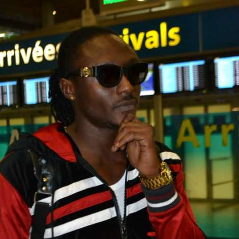 Terry G's Arrival (Paris) & Live Performance In Spain