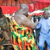 Akufo-Addo At Odwira Festival