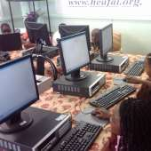 The Gift of Education and Technology for sub-Saharan African children