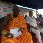 CPP Marks 105th Kwame Nkrumah Birthday Event At The Mausoleum