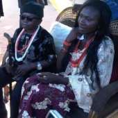 CHINEDU IKEDIEZE AND NNEOMA HOPE NWAJAH WED IN STYLE