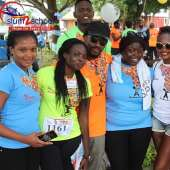MONALISA, ALIBABA, AY, UFUOMA EJENOBOR, TIMI DAKOLO, 550 OTHERS WALK TO SUPPORT 1000 CHILDREN.