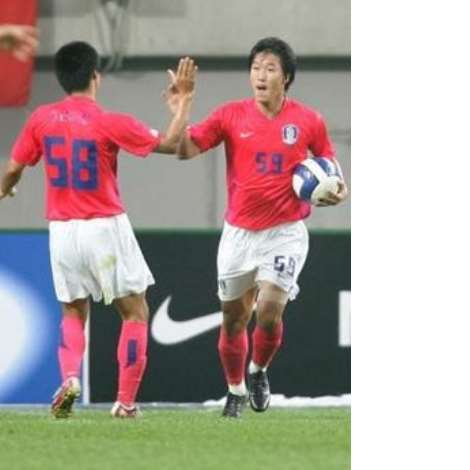 South Korea v Ghana [October 2006]