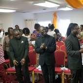 Apostle Nkum Ordains New Pastors In Virginia